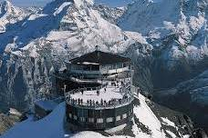 Piz Gloria Switzerland