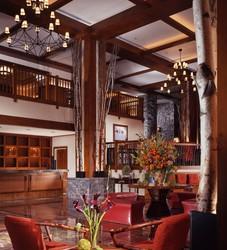 Stowe Lodge Reception