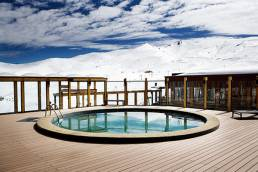 Valle Nevado Pool