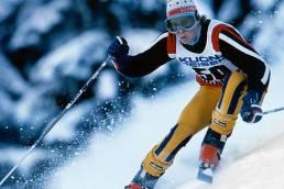 Marc Girardelli Ski Champion