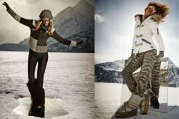 Bogner Woman's ski Fashion