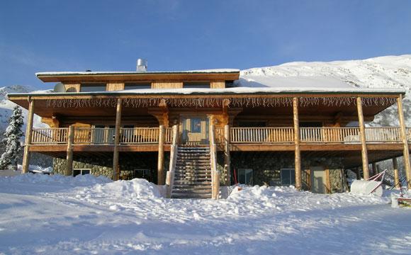 Majestic Heli Ski Lodge