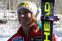 Julia Mancuso - Gold Medal Skier