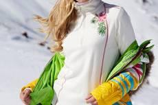 Denim Ski Wear