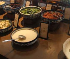 Japanese Breakfast in Niseko