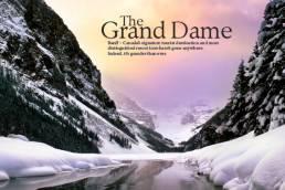 Banff Canada - Best Ski Resort Canada