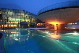 Aqua Dome near Soelden