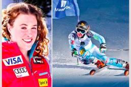Stacey Cook US Ski Team Member