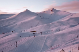Valle Nevado Chile Summer Skiing