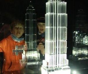 Swaroski Empire State Building