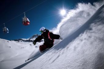 Valle Nevado Gondola