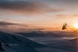 Best Heli Ski Operations - Last Frontier Heli