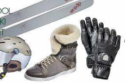 Best Ski Wear 2015 - DPS Skis, CP Helmet, Hestra Gloves
