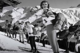 Best Ski Fashion 2015 - 2016 Toni Sailer