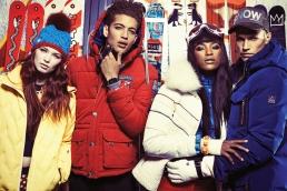 Ski Fashion Shoot