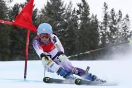Uphill Battle for Downhill Racer - Megan McJames