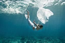 Julia Mancuso - Olympic Gold Medalist Underwater