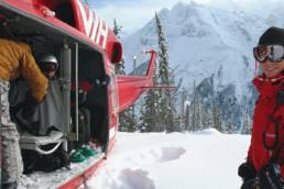 Heli Skiing Mike Wiegele