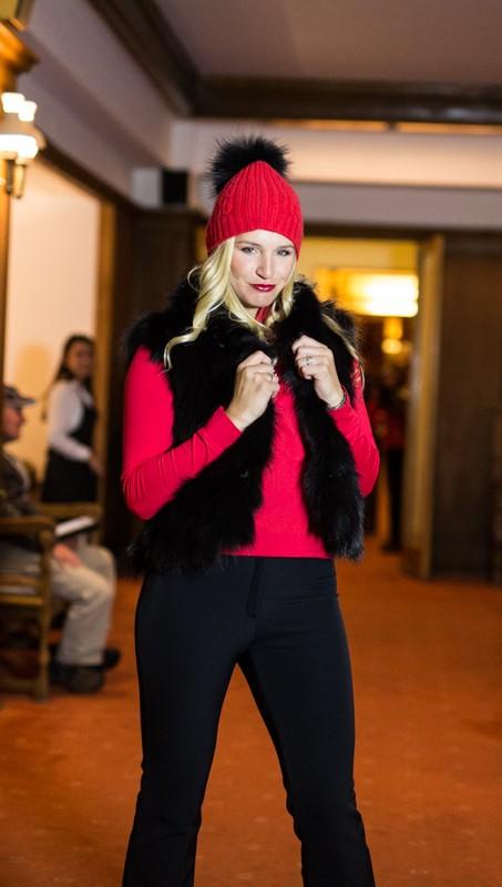 M.Miller Fur Apres Ski Wear 2015-16 Portillo, Chile