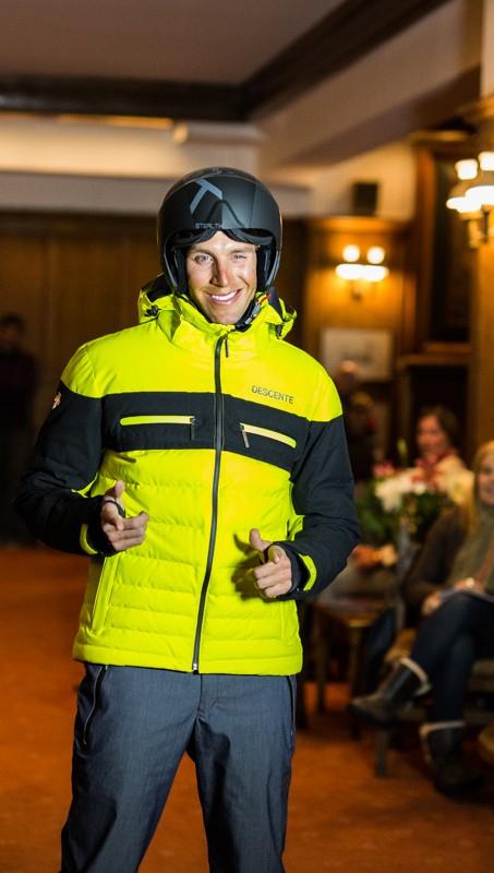 Descente Ski Wear 2015-16 Portillo, Chile
