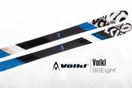 volkl skis 90 eight best skis 2016