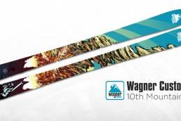 Wagner Skis Telluride