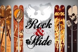 best ski artwork 2016