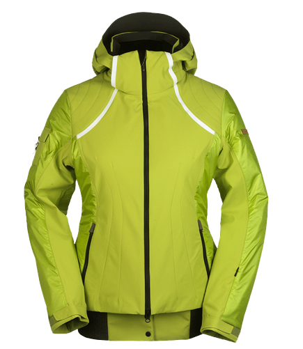 2016 Best Ski Fashion: Aquatic Hues