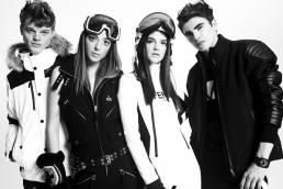 The Mod Squad - Ski Fashion Video