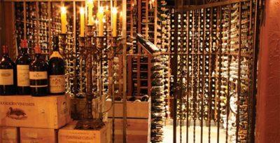 Post Hotel Lake Louise Wine Cellar