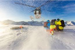 Telluride Helitrax - Heli Skiing