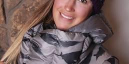 Marie-Pier Prefontaine - Canadian Alpine Ski Team - Helly Hansen Photo Shoot