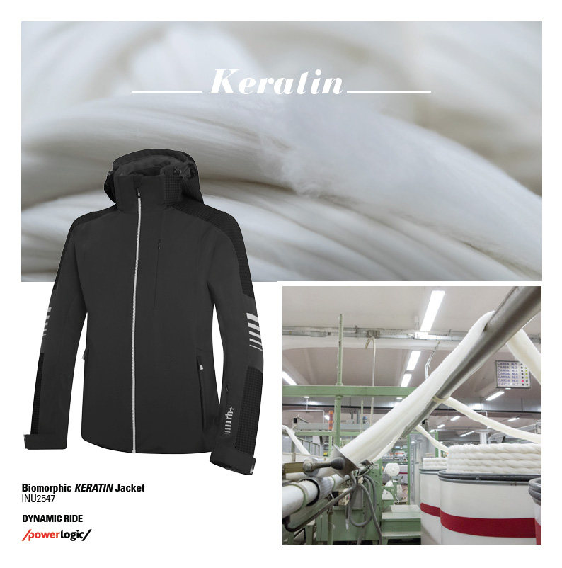Keratin