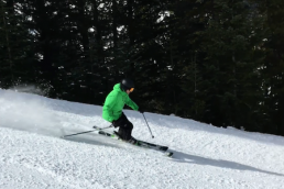 Helly Hansen 2016 Ski Jacket Test Drive