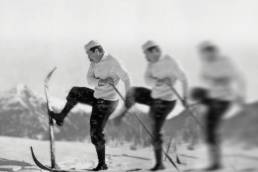 Sir ArthurConan Doyle - Ski Pioneer