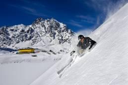 Heli Skiing Portillo Chile