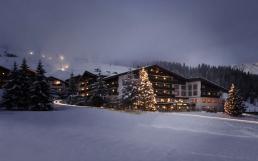 Hotel Almhof Schneider Lech