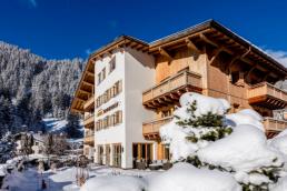 Hotel Tannenhof, St. Anton, Austria