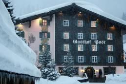 Hotel Gasthof Post, Lech