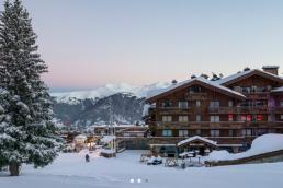 Les Grand Alpes Hotel & Spa, Courchevel
