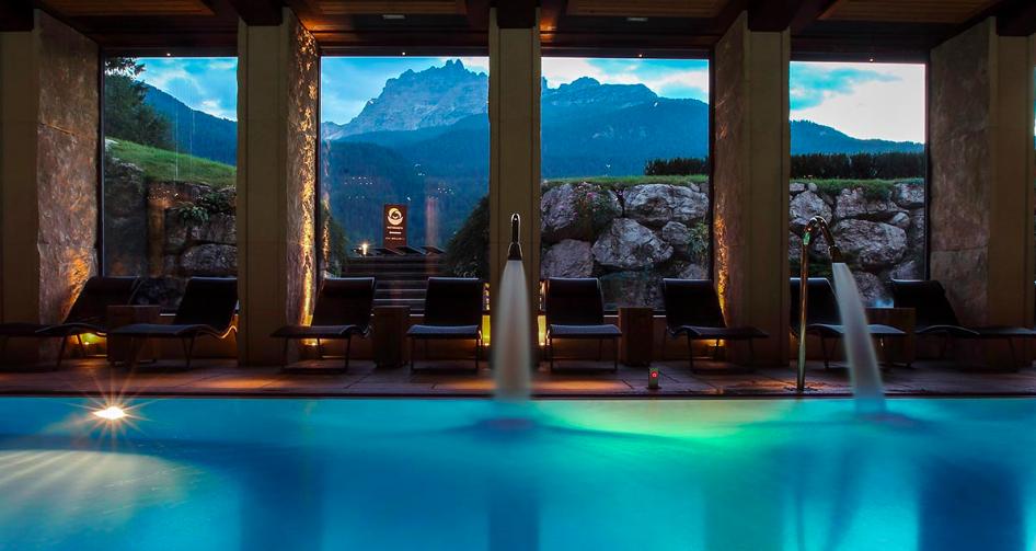 Rosapetra Spa Resort, Cortina