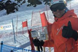 Ski Portillo Chile South America Chris Davenport