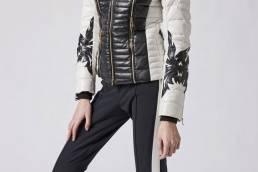 Bogner Leather Jacket