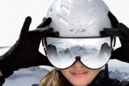 Best Visor Ski Helmets - CP Helmets