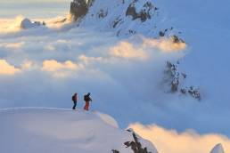 Vorarlberg Austria Skiing