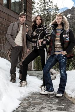 Parajumpers, Bogner, DSquared2 Ski Wear