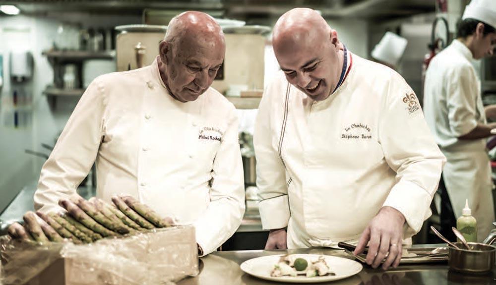Courchevel-chefs