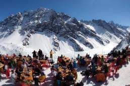 Tio Bob's Ski Portillo