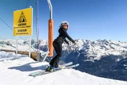Ötztal-Austria-skiing