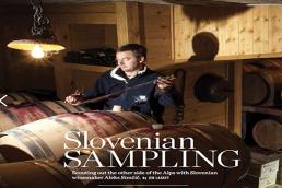 Slovenian Winemaker Aleks Simčič
